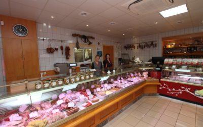 Viande bovine locale à Sarrebourg
